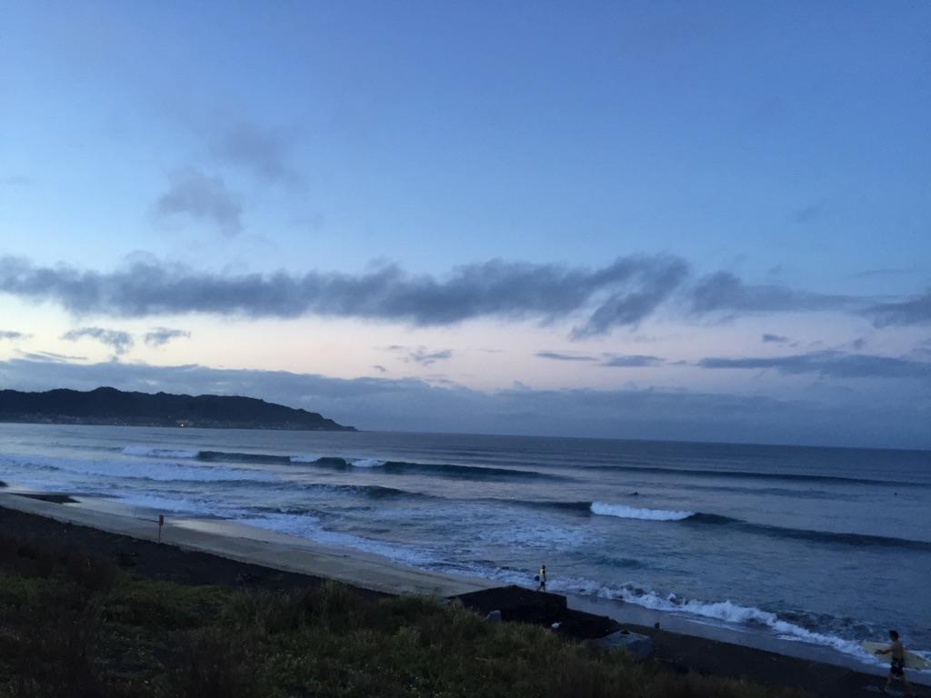 いい波に乗るために~波をつくるための風
