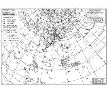 台風21号は近畿地方に大きな爪痕残す、フィリピンの東には熱帯低気圧が発生しそう【2018.9.5】