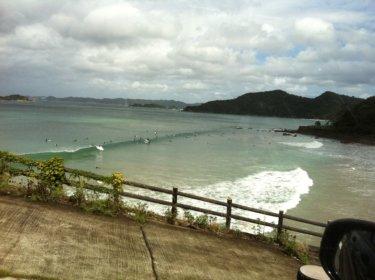 いい波に乗るために~波のあるエリア・サーフポイントにいく