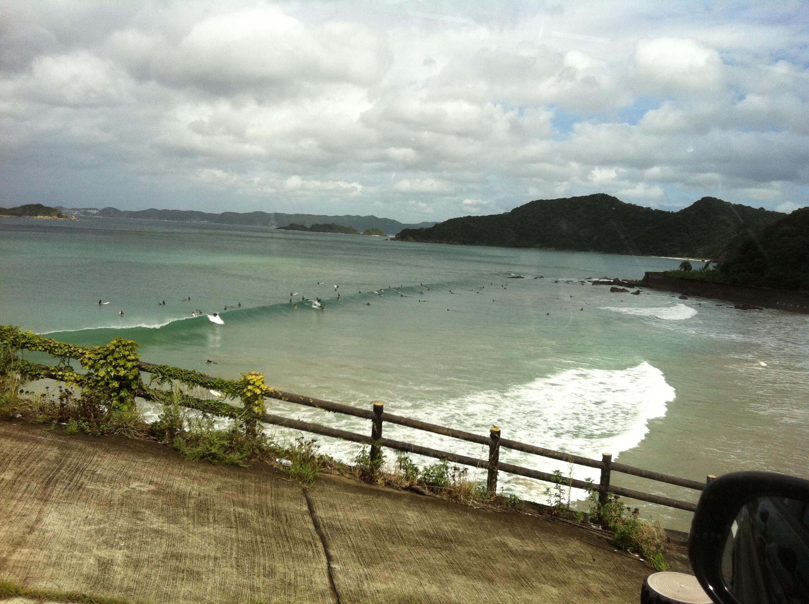 いい波に乗るために~波のあるエリア・ポイントにいく