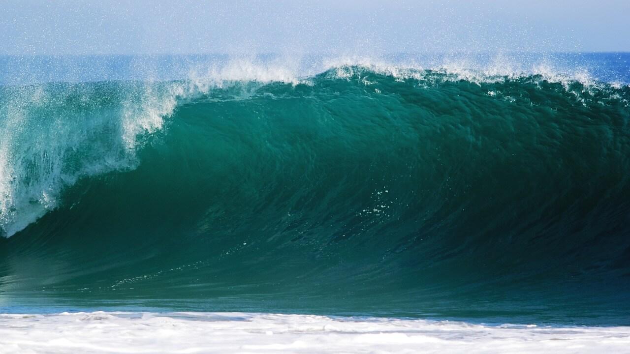 いい波に乗るために〜海底の地形と深さによるブレイクについて