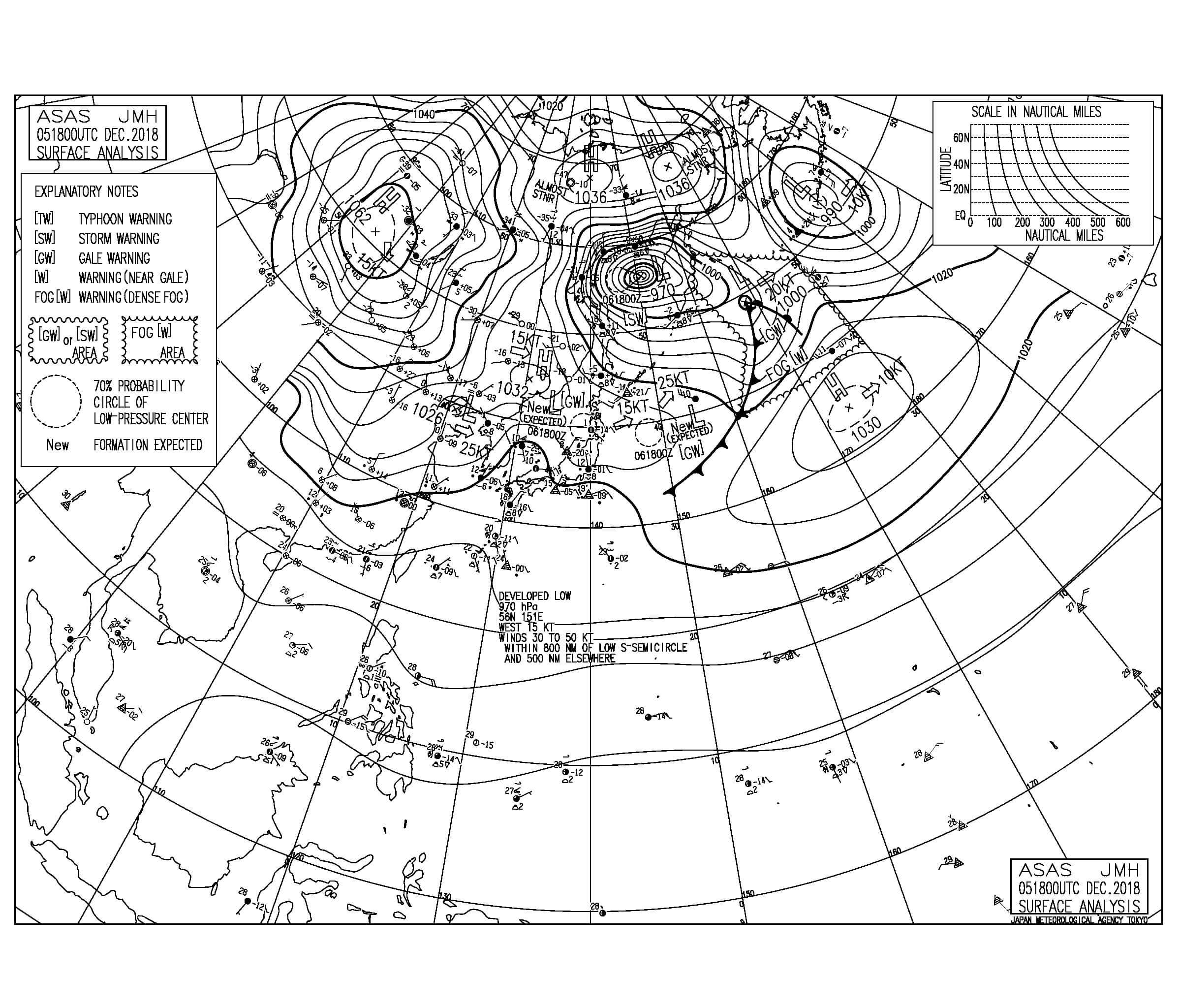 今日は気温が急降下して冷たい雨、週末土曜の朝一は気温5度以下でかなり寒い(181206)