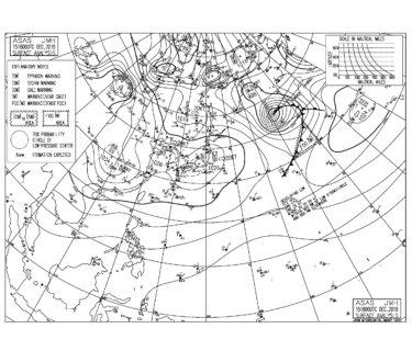 寒さ和らぎ千葉はミドルサイズで遊べるコンディション,明日は低気圧通過でサイズアップ!(181216)