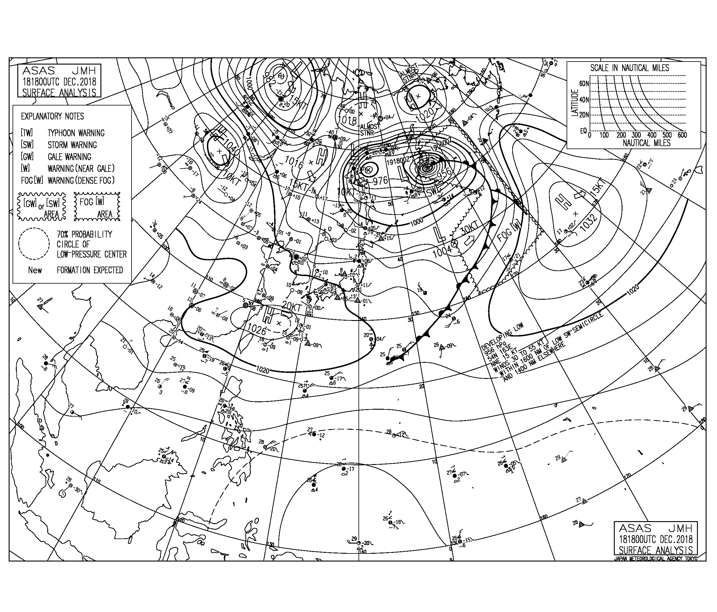 今朝も湘南は西うねりが反応して遊べるコンディション,次第に南西の風が強まりそう(181219)