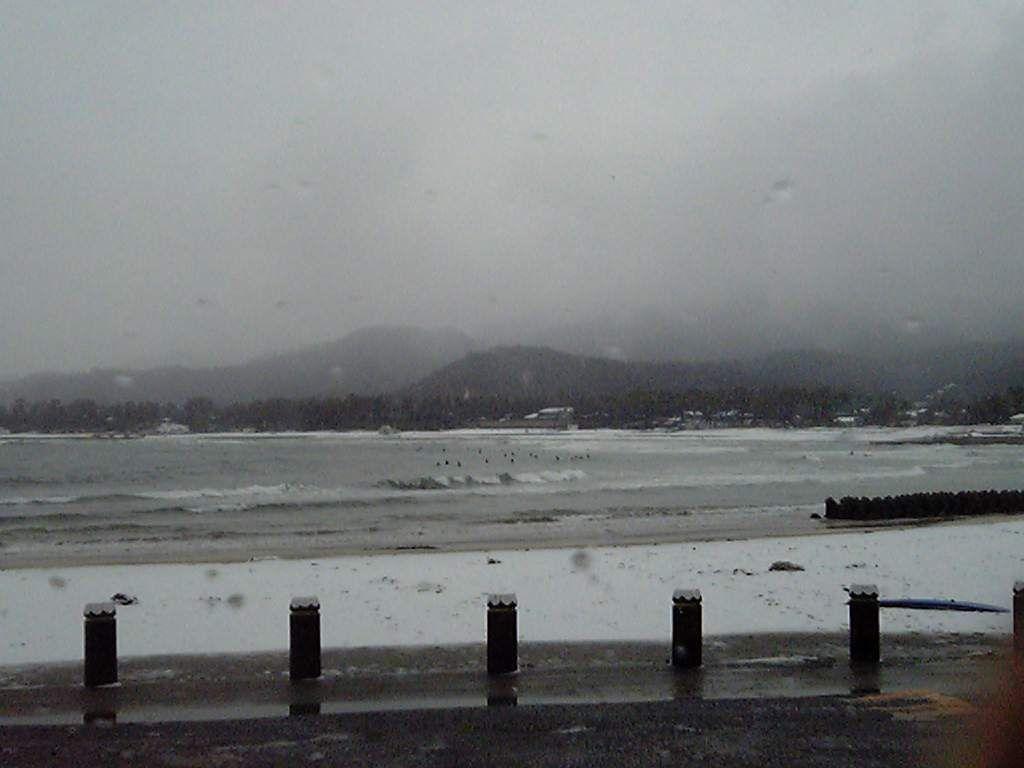 いい波に乗るために~エリア毎の特徴とうねりの向き(日本海エリア)