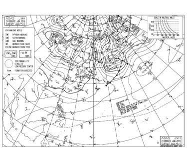 週末の日本海側は大雪に警戒【2019.1.25】