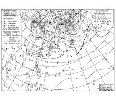 今朝も太平洋側はスモールサイズ,湘南は明日朝一の西の波に期待(2019.1.8)