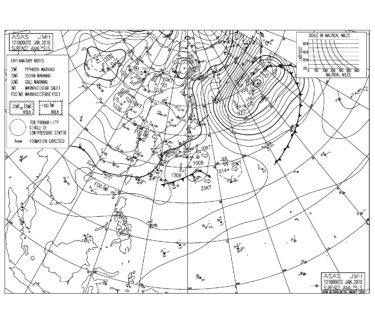 千葉は北東〜東の波でサイズアップ,明日から北東うねりの反応に期待(2019.1.13)