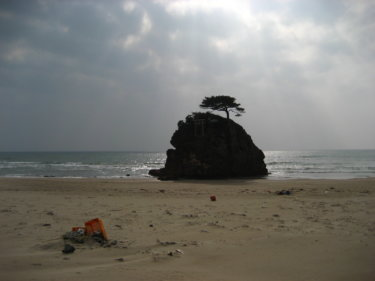 いい波に乗るために~エリア毎の特徴とうねりの向き(鳥取〜福井)