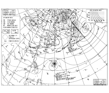 北東から東の風が強まる前に入っておいた方が良さそう【2019.2.27】