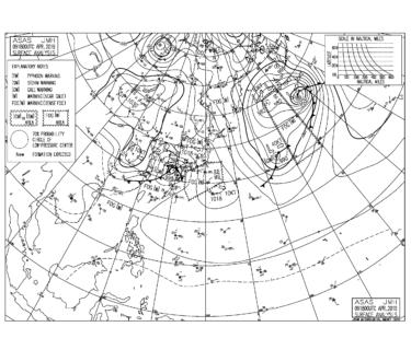 朝の気温は10度以下の真冬の寒さと冷たい雨、今日は期待できなそう【2019.4.10】