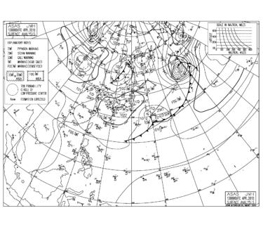 東うねりが十分に反応し北風をかわすポイントはいい波!【2019.4.13】