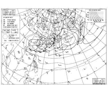 南からの風波により各エリアでサイズアップ、午後の方が良さそう【2019.4.15】