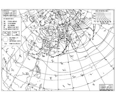 北から北西の風で朝一はいい波!午後はオンショアになりそう【2019.4.16】