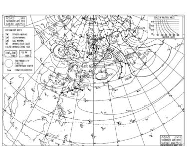 高気圧から南東うねりで腰胸サイズ、午後は南東風の影響出てきそう【2019.4.17】