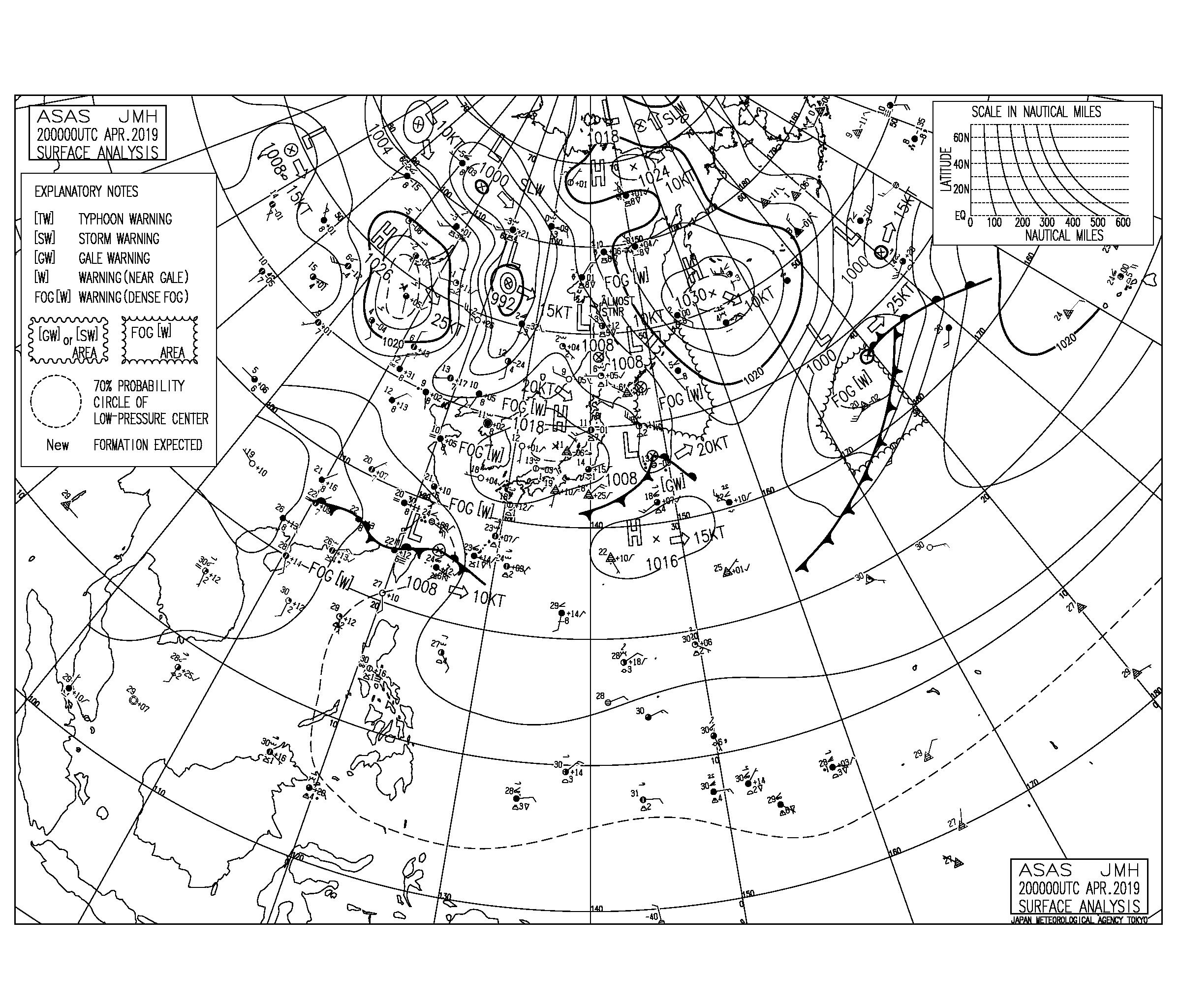北東から東の風が強くジャンクな波、午後からは南よりの風へシフト【2019.4.20】