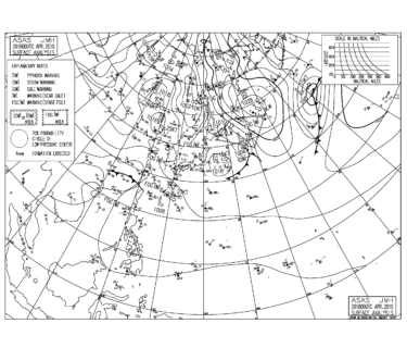 太平洋側は南〜南西の風で一宮周辺はファンコンディション【2019.4.21】