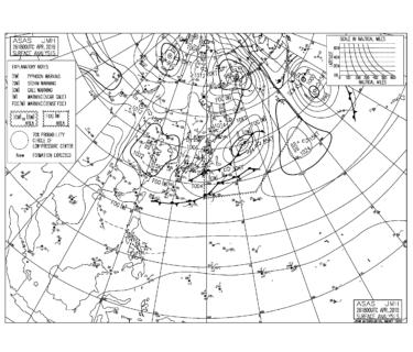 GW連休初日は北東の風がやや強めの肌寒いスタート、南向きのポイントが良さそう【2019.4.27】