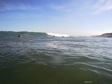 強い南東うねりでハードな波、サーフィン初心者の方は十分注意を【2019.5.18】