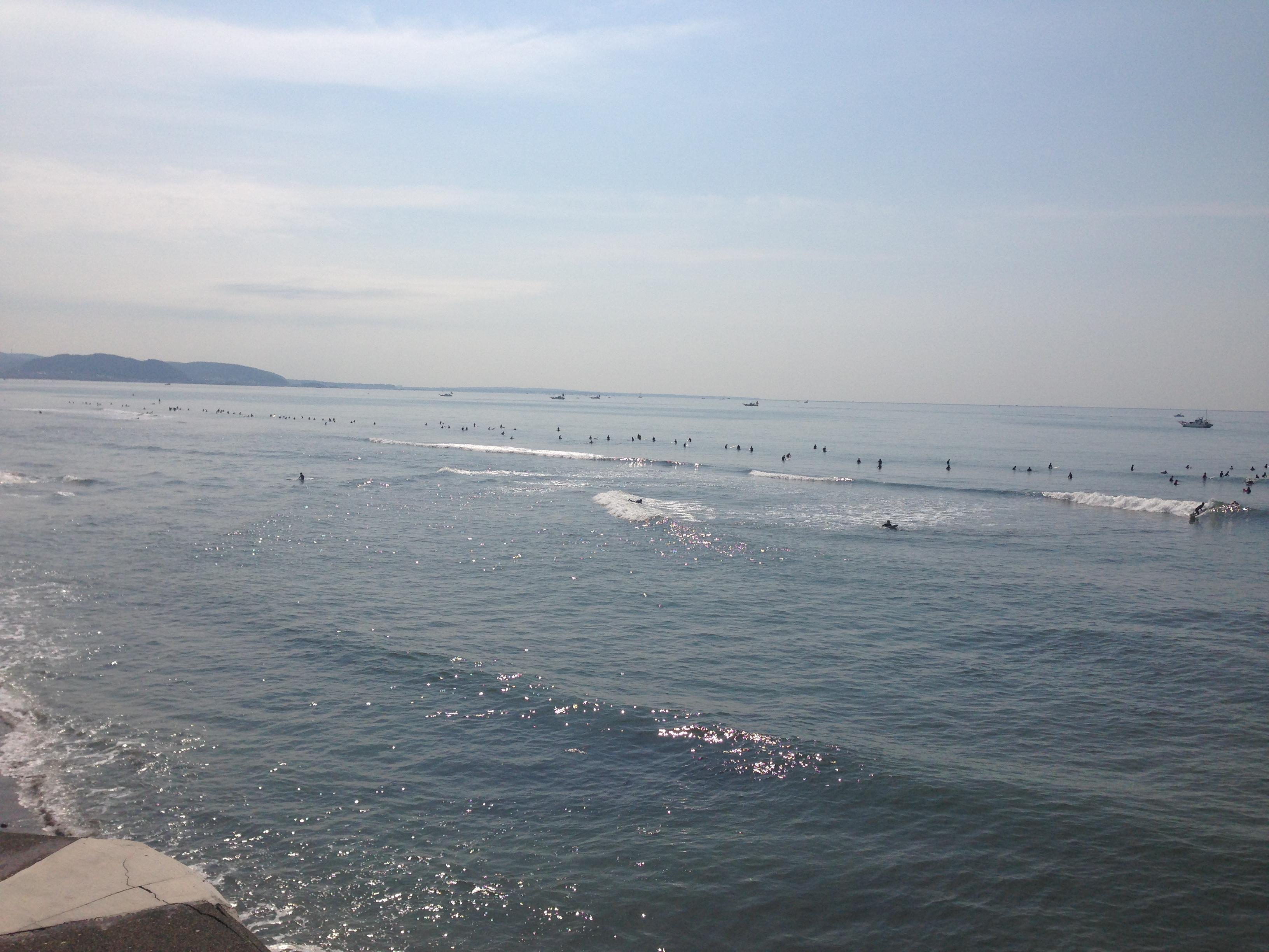 【2019.5.22-23】湘南は明日も遊べる波、千葉も次第にまとまりそう