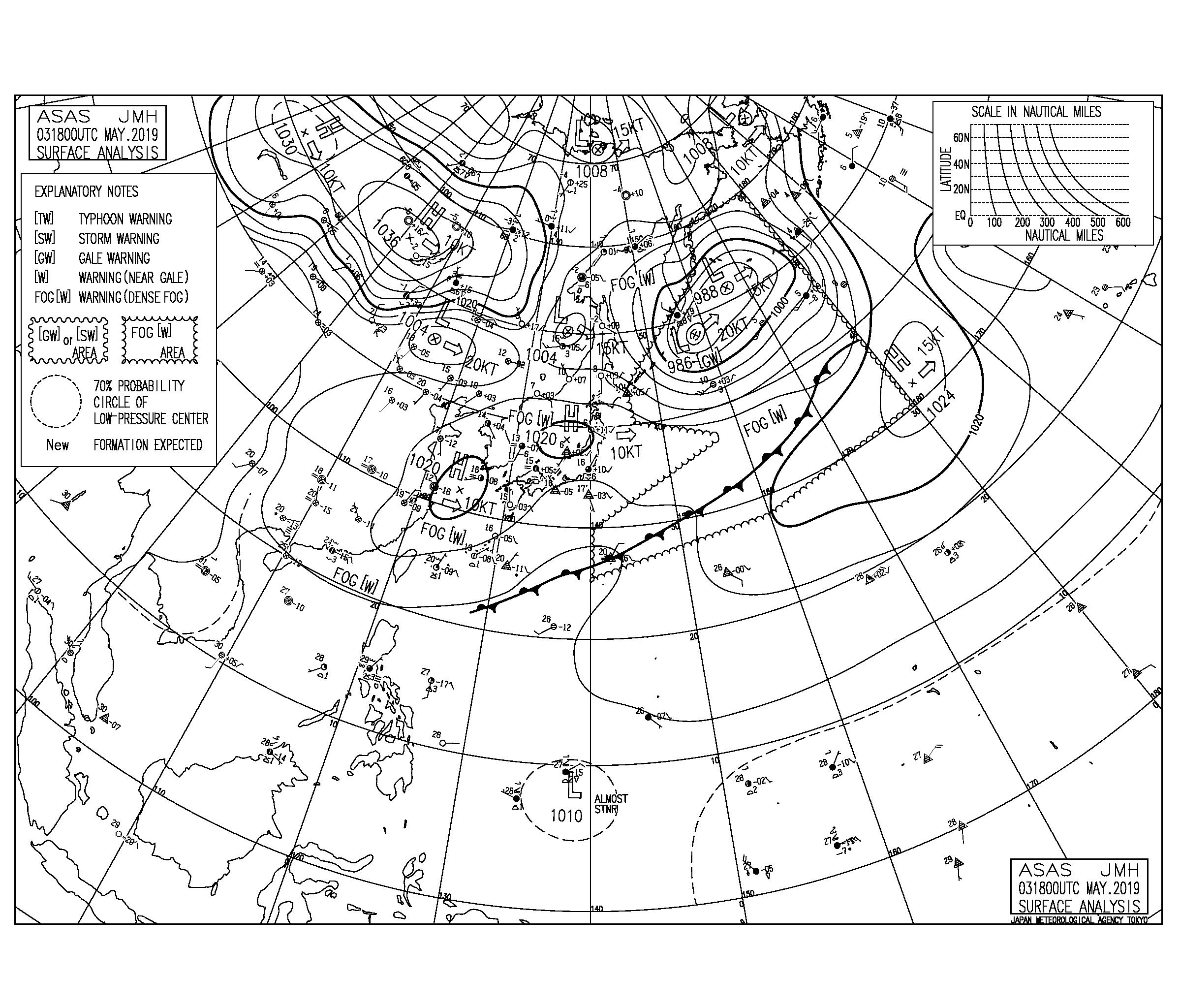 【2019.5.4】一宮周辺は腹胸サイズで今日もいい波、午後は東の風で影響がでそう