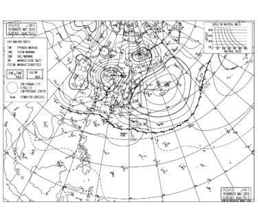 九州は大雨と土砂災害に厳重警戒、明日は関東も大荒れ【2019.5.20】