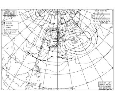 明日の千葉と湘南は大荒れの天気、落雷や突風などに要警戒【2019.5.20-21】