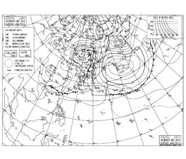 関東に大雨と波浪警報、千葉の雨は夕方まで続きそう【2019.5.21】