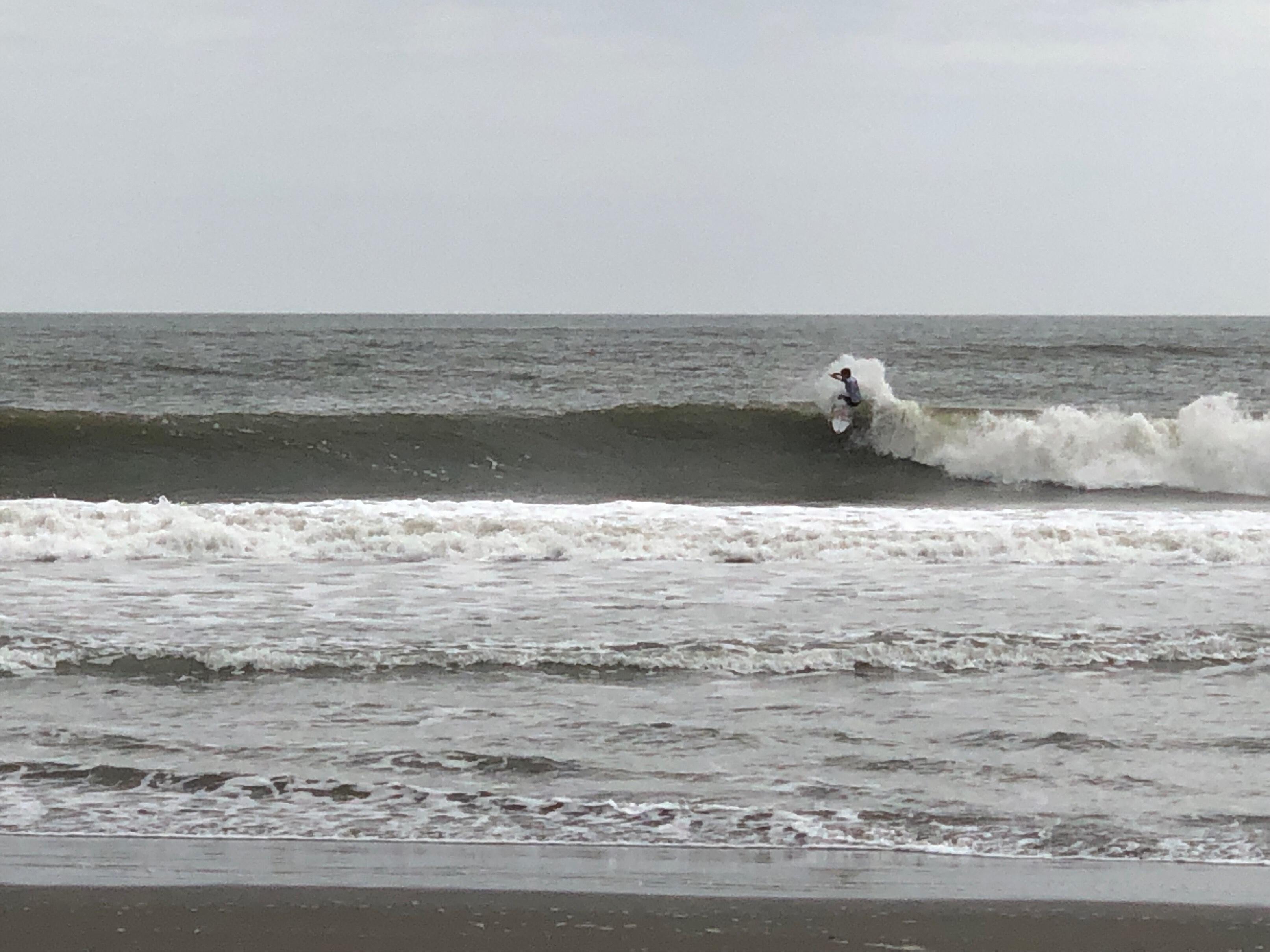 【2019.5.24】全国的に晴れて各地で真夏日、太平洋側は今日もサーフィン楽しめる