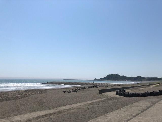 【2019.5.30】南うねりはダウンながらも天気良くまったりサーフィン楽しめそう