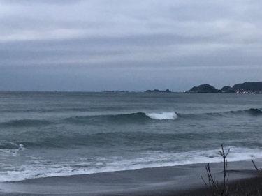 【2019.6.15】湘南はオフショア吹いてサイズアップ!千葉はほぼ全域でクローズアウト