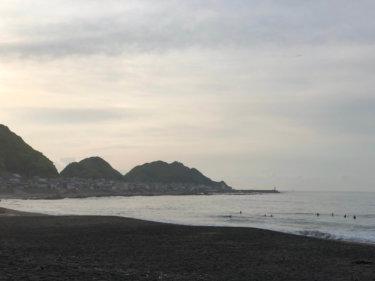 【2019.6.1】千葉と湘南の波は物足りないサイズが続く、九州南部は梅雨入り間近