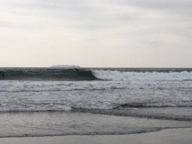 【2019.6.8】湘南は朝一からサイズアップして遊べるいい波!