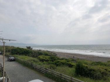 【2019.6.9】千葉は朝一から北東の強い風、少しでも風を軽減できるポイントへ