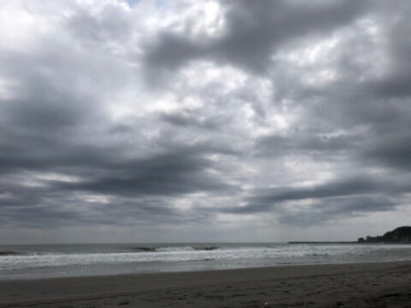 【2019.6.11】千葉の風は今日も冷たい北東ベース、片貝や鴨川が今日も無難な選択