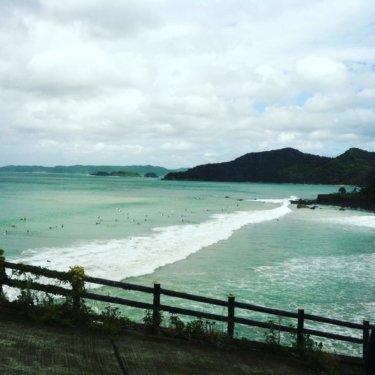 西日本には南東うねりがこれから反応するも風の影響が出てきそう【2019.5.14】