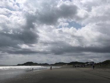 【2019.7.3】千葉と湘南は大潮のミドルタイド狙い
