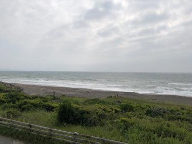 【2019.7.10】オホーツク海高気圧の張り出し強まり今日も東から北東の風