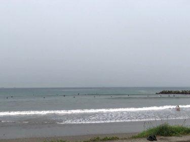 梅雨明け後の関東は南西の風が吹き続く、千倉や千歳の波が良さそう【2019.7.30】