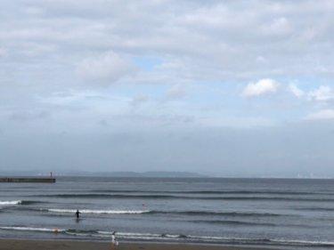 台風13号は東シナ海を北上予想、木曜から南西うねりが反応してくるか⁈【2019.9.3】