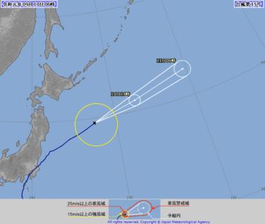 千葉は台風15号による被害で停電や断水が続く、復旧作業中の熱中症に要注意【2019.9.10】