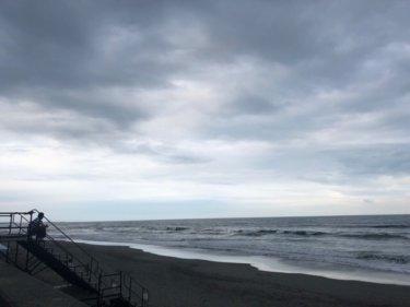 湘南と千葉はサイズダウン傾向、波に合わせてサーフィン楽しみたい 【2019.9.24】