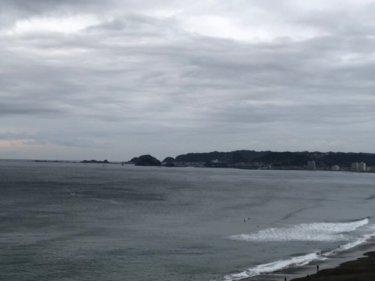 関東は今夜から明日の昼頃まで冷たい雨や雪、明日は北風かなり強まりそう【2020.1.17】