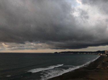 節分から立春にかけても北東うねりで波は続きそう、週の中頃はかなり冷え込む【2020.2.3】