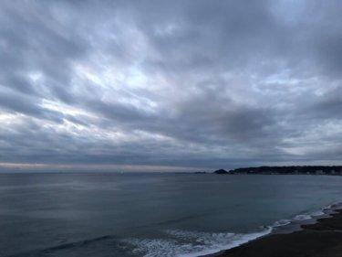 冬型は緩むも朝は氷点下の冷え込み、風はおさまり潮の動く時間帯狙いが良さそう【2020.2.7】