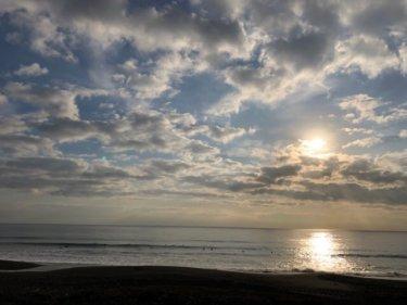 北東〜東うねりが続くも午後から南西の風が強まりそう【2020.2.12】