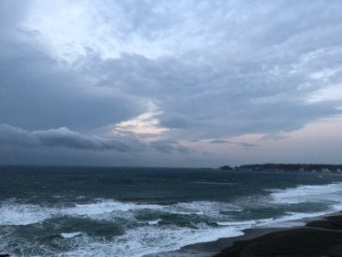 昨夜から吹き続く南西の風でサイズアップ、一宮周辺や千倉千歳が無難【2020.2.17】