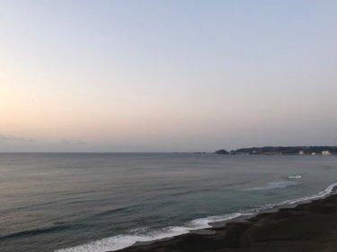 黄海にある雲域がまとまり低気圧が日本海を東進、明日は南〜南西の風が強く吹きそう【2020.2.21】