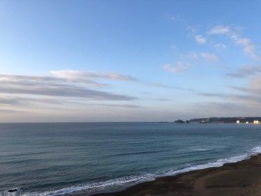 連休最終日は風波がサイズダウンして物足りない波、週の後半の北東うねりに期待【2020.2.24】