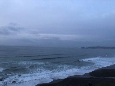 千葉は南東うねりの反応が続きつつ南風が強まる見込み、明日に備えた方がいいかも【2020.3.10】